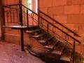 Лестница металлическая изготовление