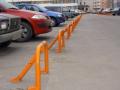Парковка металлическая