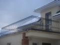 Балконное ограждение изготовление спб