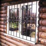 Решетки и балконные ограждения