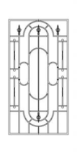 Примеры эскизов сварных решеток