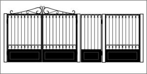 Ворота от производителя