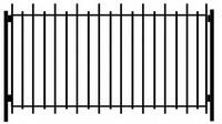 Секционный забор