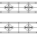 Ритуальные ограды изготовление