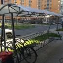 Велостоянка с навесом от производителя