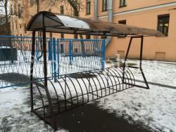 Велопарковка от производителя
