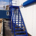 Техническая лестница от производителя