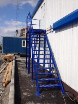 лестница контейнерная