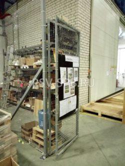 складские ворота