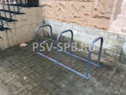 Парковка для колясок и велосипеда