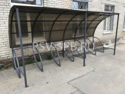 Парковка для колясок и велосипедов