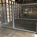 Перегородка на складе с воротами