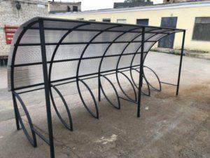 Велопарковка; Парковка для детских колясок